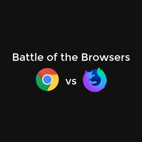 Battle of the Browsers slides thumb