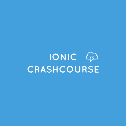 Ionic Crashcourse slides thumb