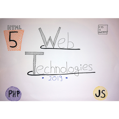 Web Technologies | 2019 slides thumb