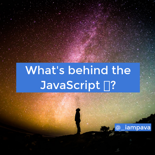 What's behind the JavaScript door? slides thumb